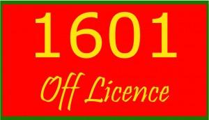 1601 Off License