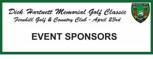 Golf Classic Event sponsors